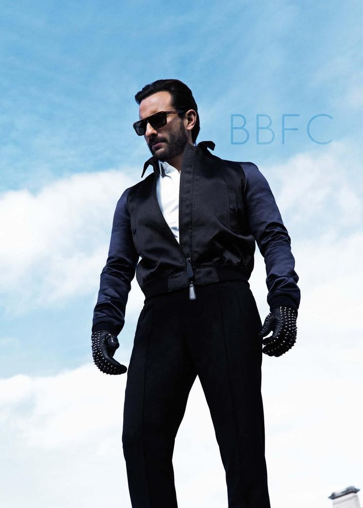 Saif Ali Khan Smart Look For GQ India January 2013