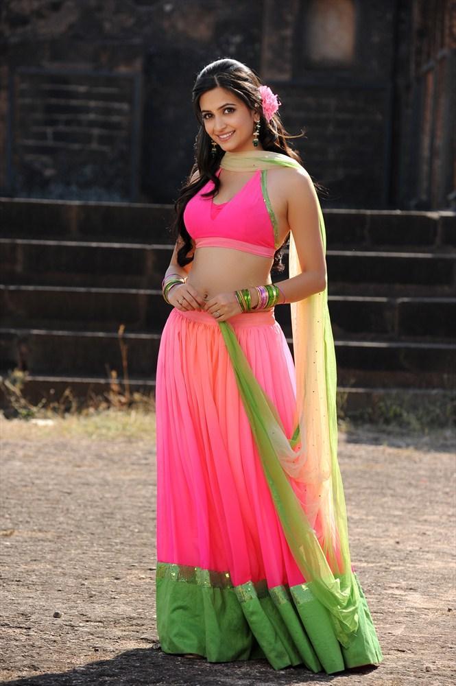 Kriti Kharbanda Sexy Look From Ongole Githa Movie