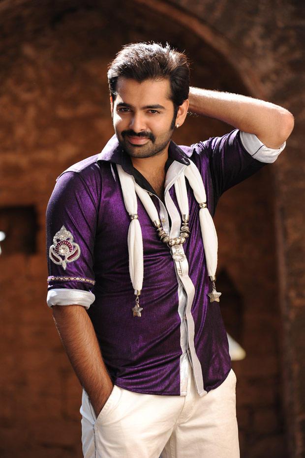 Ram Pothineni Handsome Look From Ongole Githa Movie