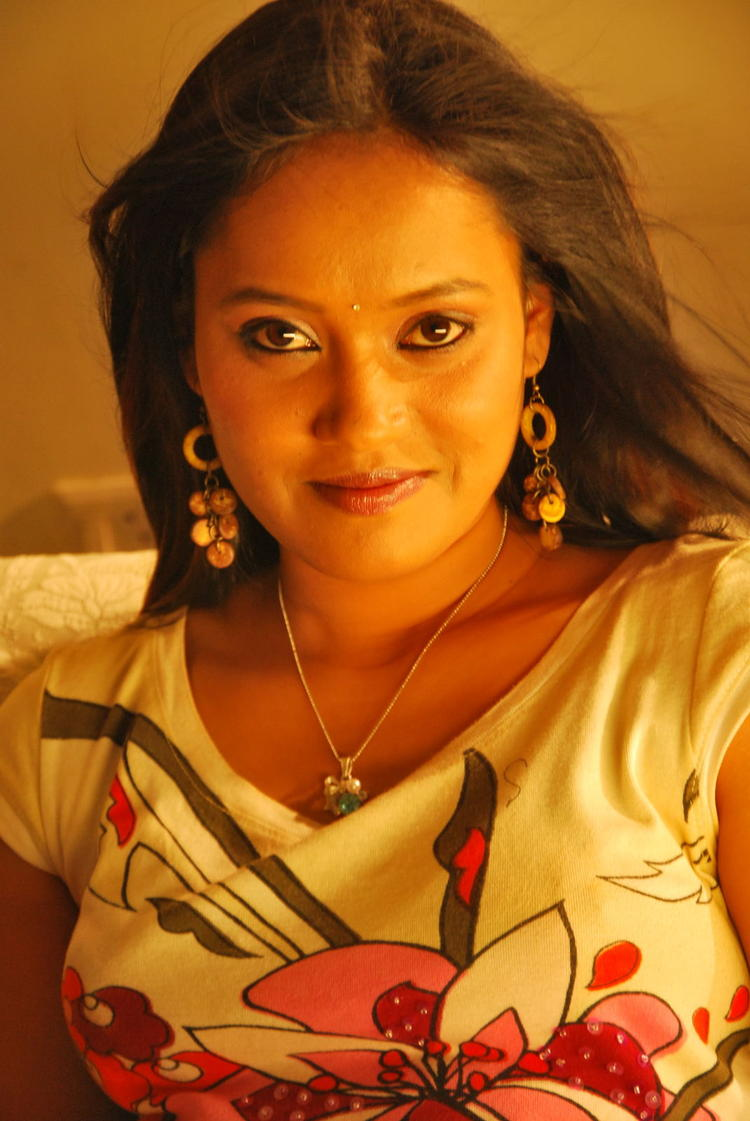 Mythrika Hot Eyes Look Still From Sandatlo Sademiya Movie