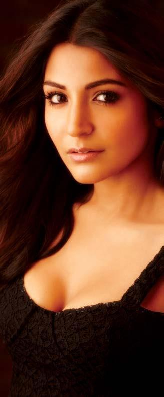 Anushka Sharma Sexy Look For Notch Magazine January 2013 Issue