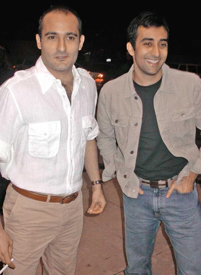 Akshaye And Rahul Dashing Look Photo Still