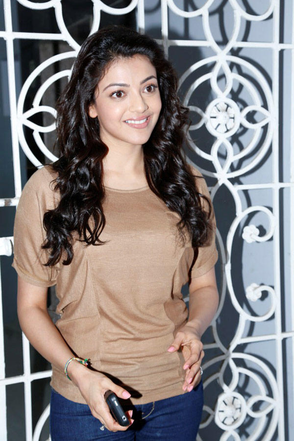 Kajal Agarwal Cute Look Photo Still
