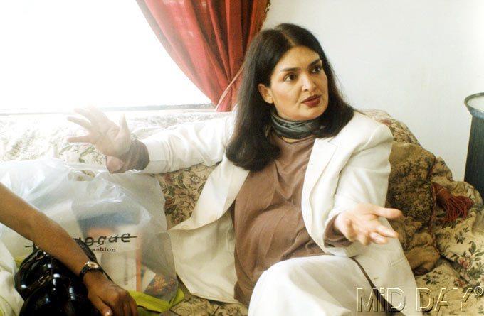Parveen Babi Nice Look Still