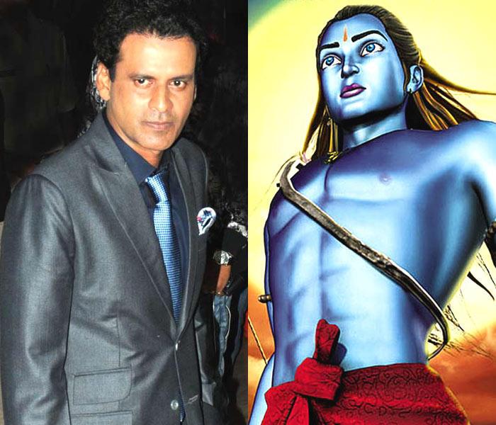 Manoj Bajpai For The Voice Of Ram In Ramayana