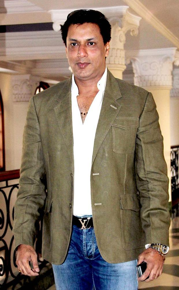 Madhur Spotted At The Unveiling Of Siddharth Kasyaps New Album Rock On Hindustan