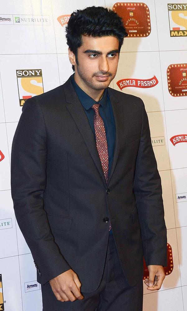 Arjun Kapoor Spotted At Stardust Awards Function