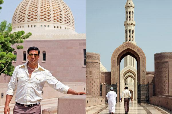Akshay In Formal Look At A Scene In Masjid In Movie Once Upon A Time In Mumbai 2