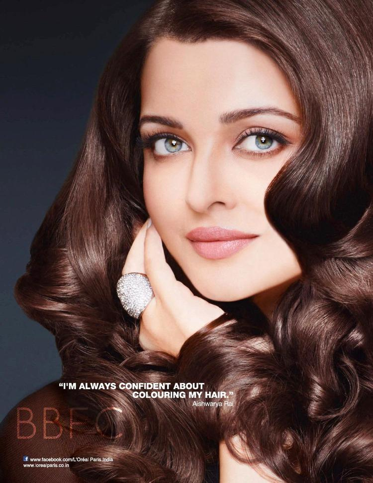 Aishwarya Rai Bachchan Latest L'Oreal Paris Ad
