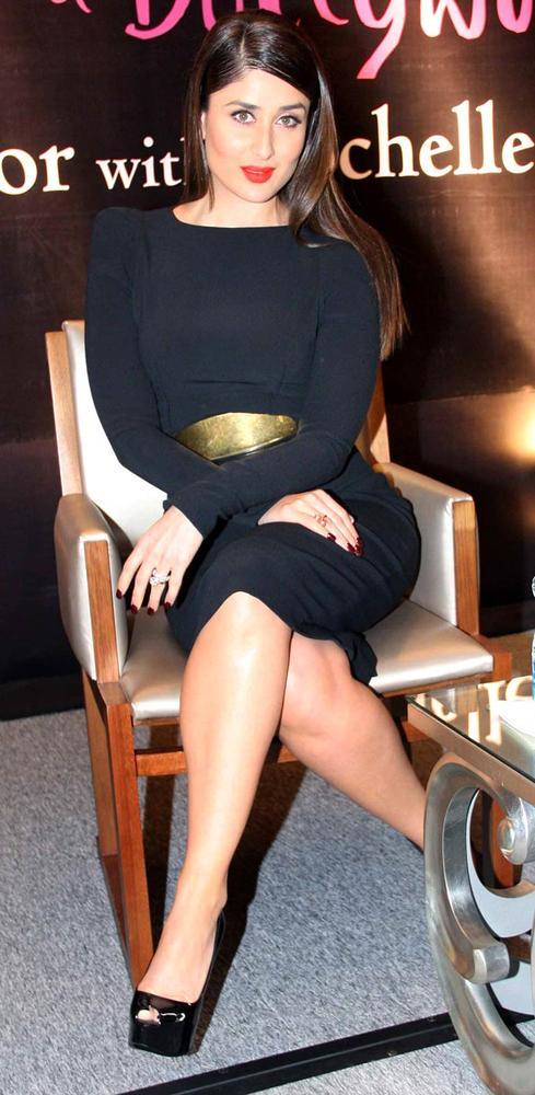 Kareena Kapoor Khan Sexy Pose At Rochele Pinto Book Launch Event