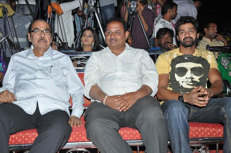 D.Ramanaidu Attend The Abbai Class Ammai Mass Audio Launch Function