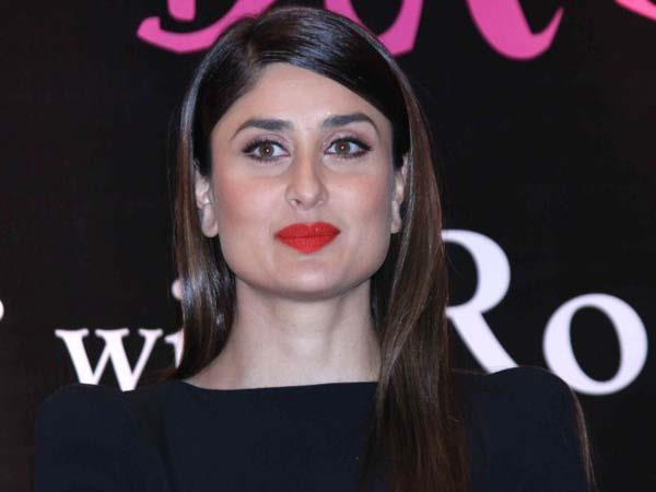 Kareena Snapped At Rochele Pinto Book Launch Event