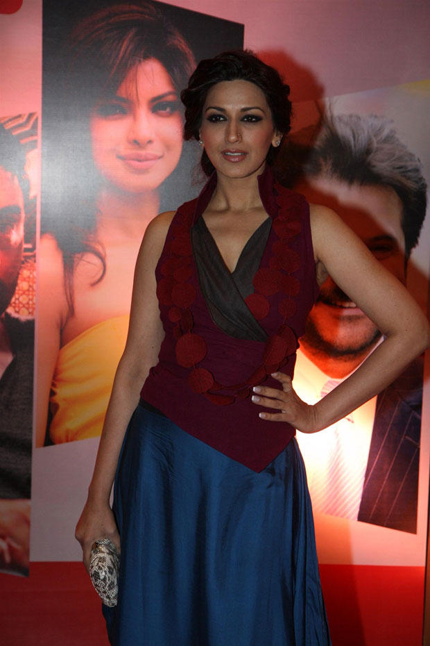 Sonali Bendre Posed For Camera At The Hindustan Times Style Award 2013