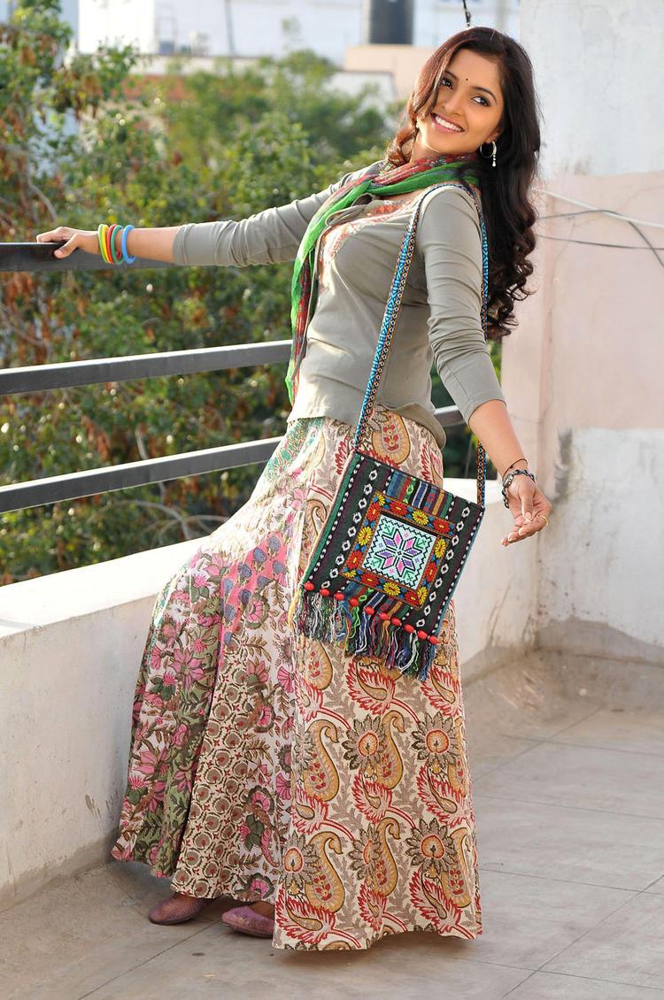 Sanchita Latest Photo Still From Movie Chammak Challo