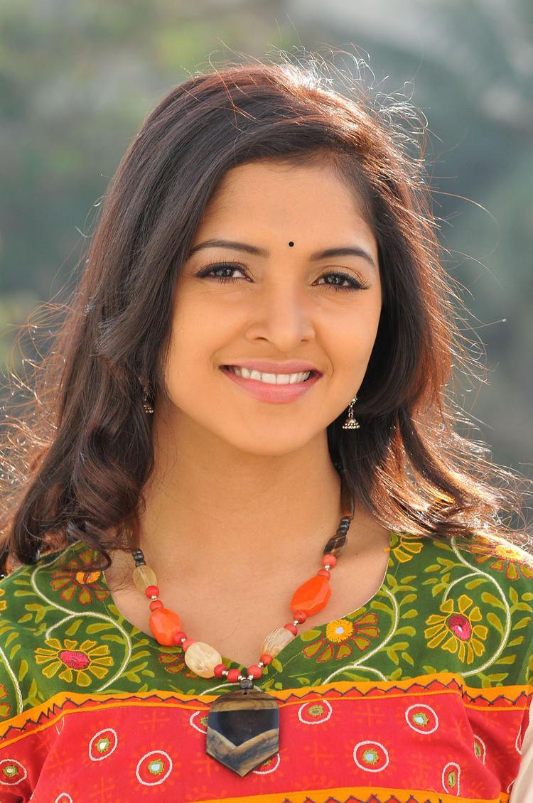 Sanchita Marvelous Look Photo Still From Movie Chammak Challo
