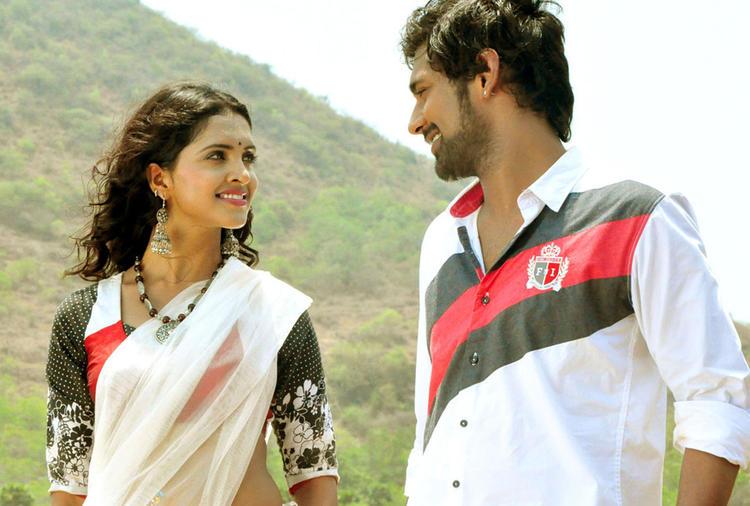 Varun And Sanchita Stunning Look Photo From Movie Chammak Challo