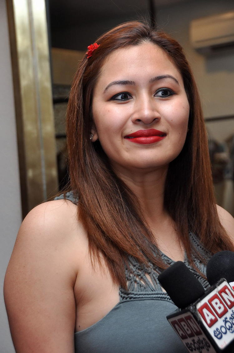 Jwala Gutta Completed Her Look With Flowing Hair Still