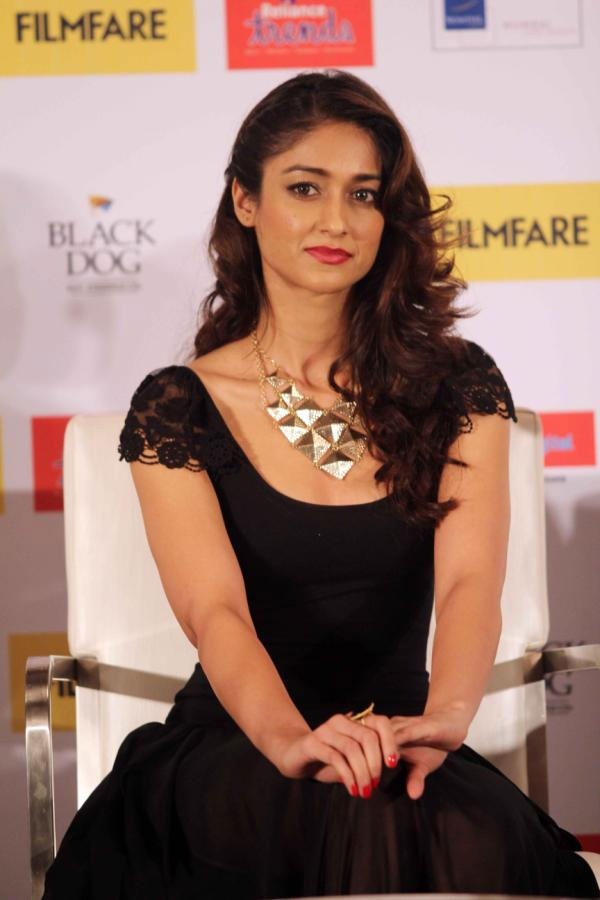 Ileana Make An Appearance At The Launch Of Filmfare Special Award Issue