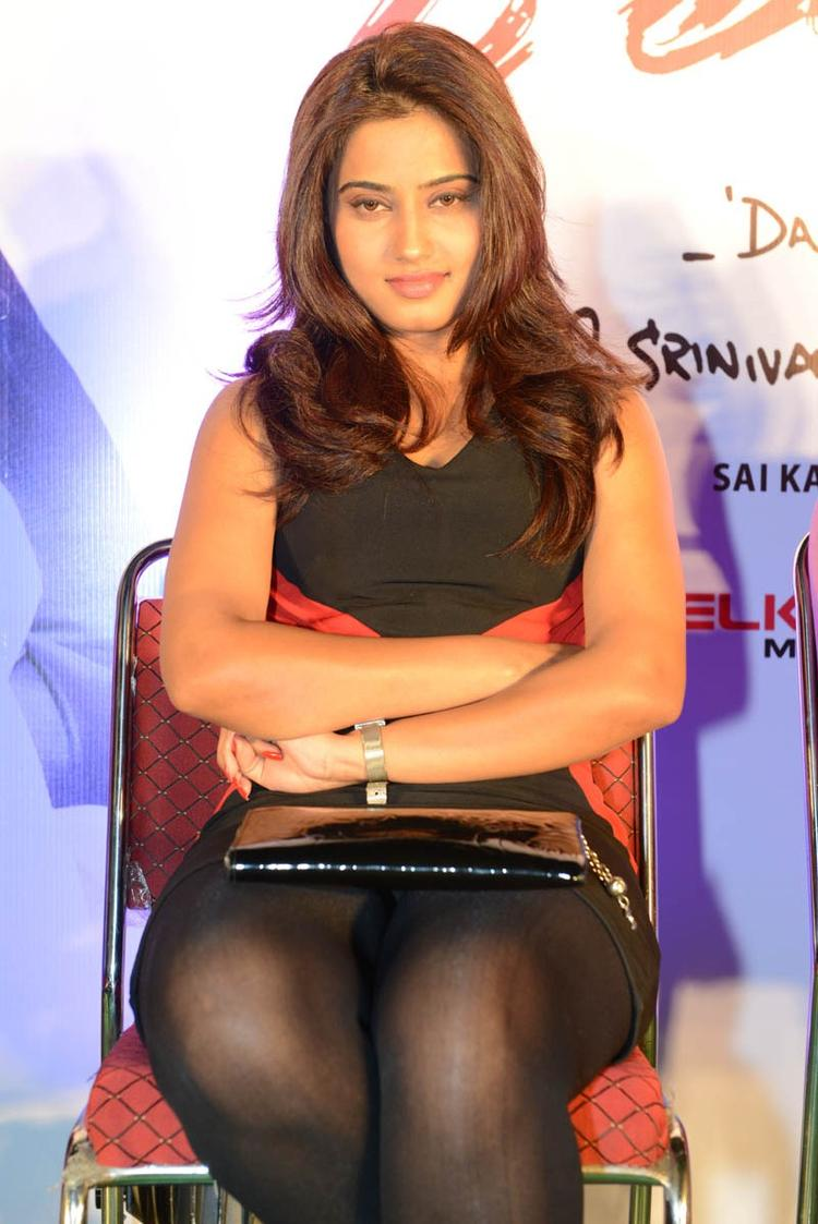 Dimple Cute Look Still At Romance Movie Teaser Launch