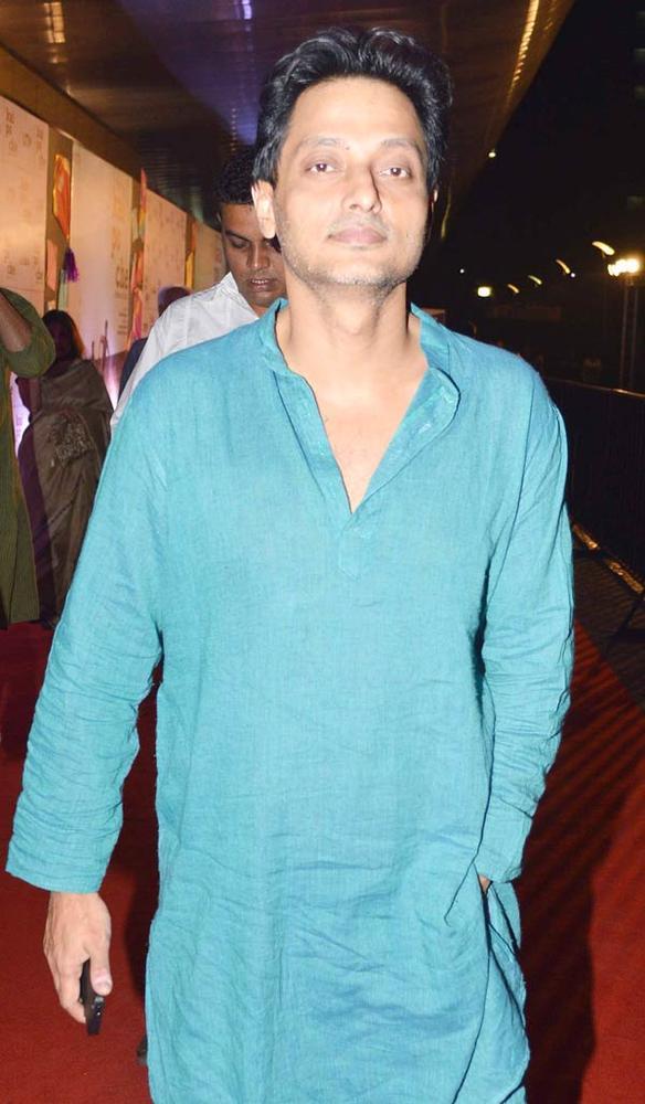 Sujoy Ghosh Walk In Photo Clicked At Kai Po Che Premiere Show Event