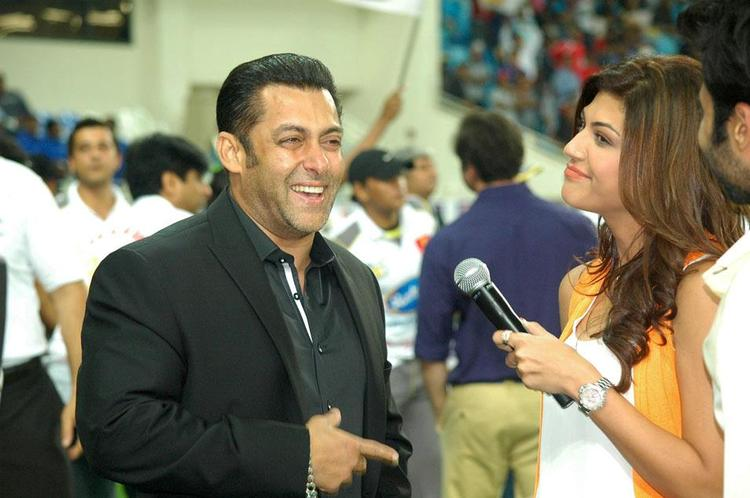 Salman Khan Speaks Out Photo Clicked At CCL 3 Held In Dubai
