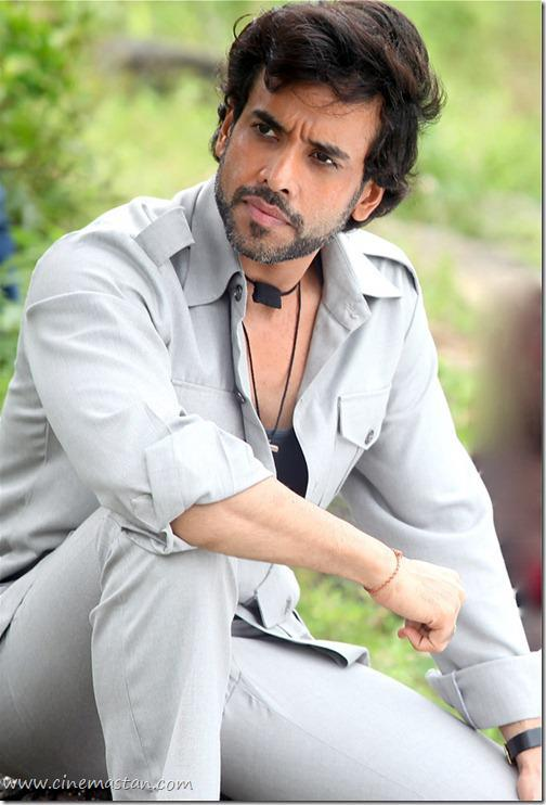 Tusshar Awesome Photo Still From Movie Shootout At Wadala