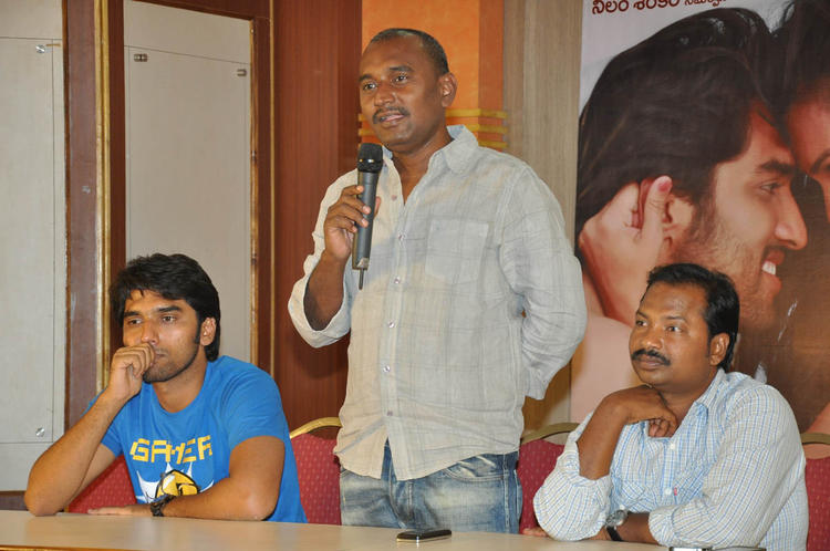 Anish Tejeshwar Make An Appearance At Coffee With My Wife Telugu Movie Press Meet