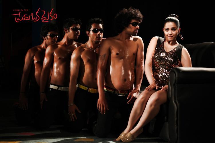 Charmy Kaur Sizzling Look Still From Prema Oka Maikam Movie