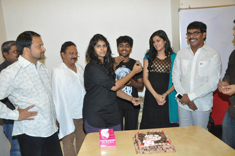 RP,Ramesh,GV Prakash,Ashritha And Subramaniam Attend Udhayam NH4 Movie Audio Launch