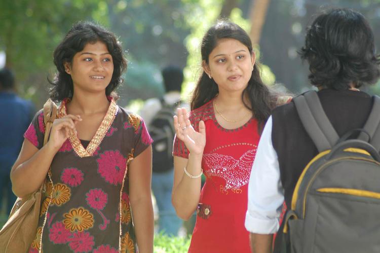 A Photo Still From Movie Lavvata Scene