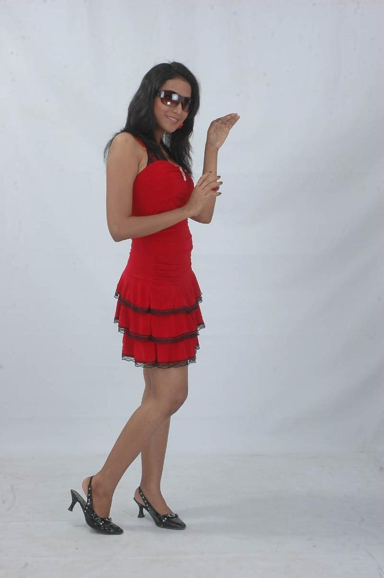 Ujjaini Trendy Looking Photo Still From Movie Lavvata