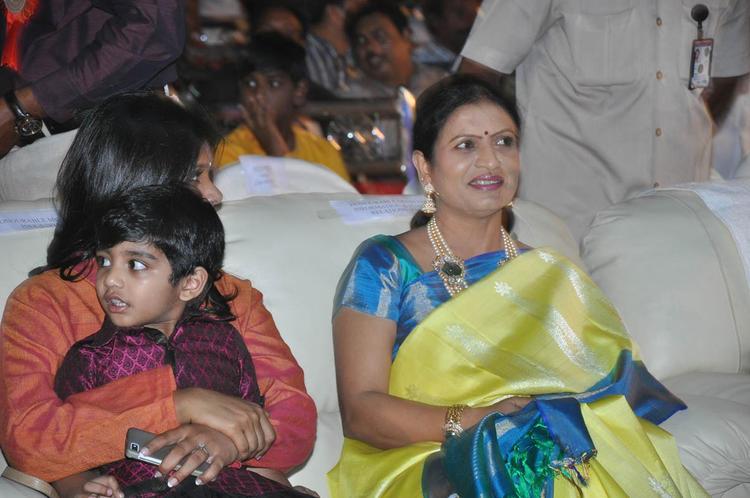 Guests Are At Nandi Awards 2011 Function