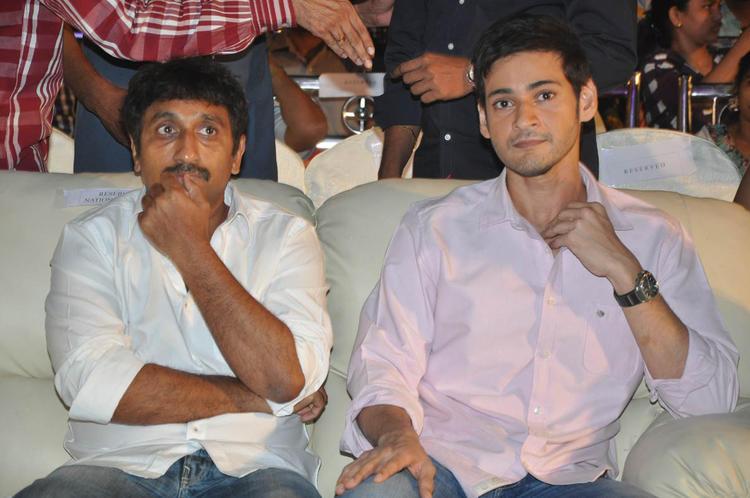 Mahesh Babu Dazzling Look At Nandi Awards 2011 Function