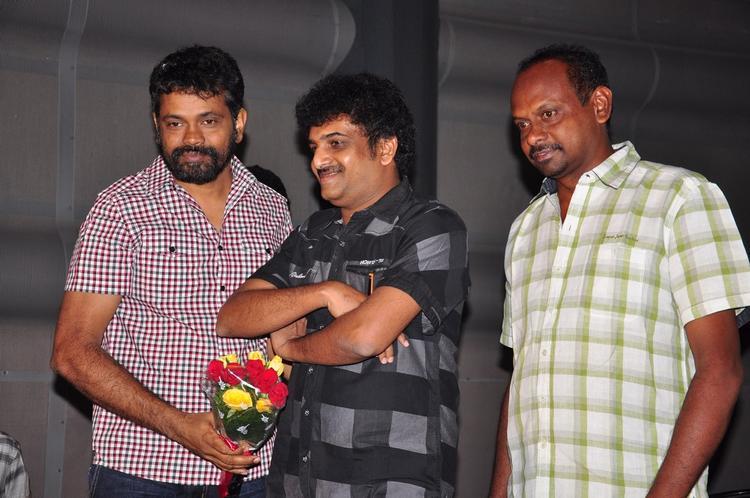 Director Chandu Nice Look At Prema Oka Maikam Movie Audio Release Function