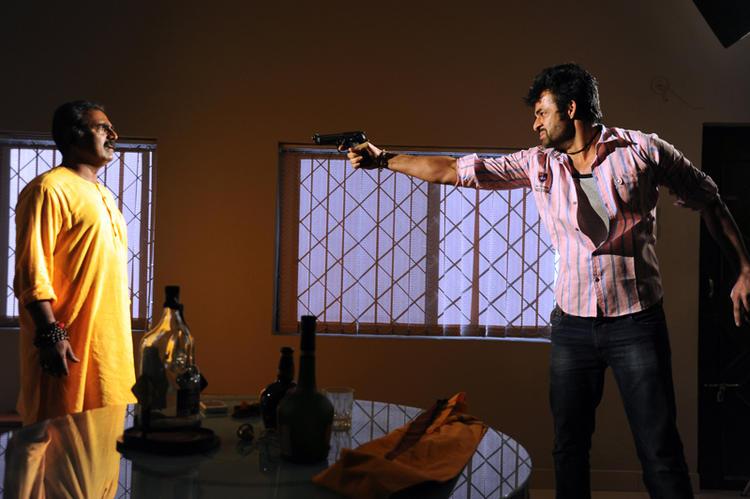 A Photo Still From Telugu Movie Ek Scene