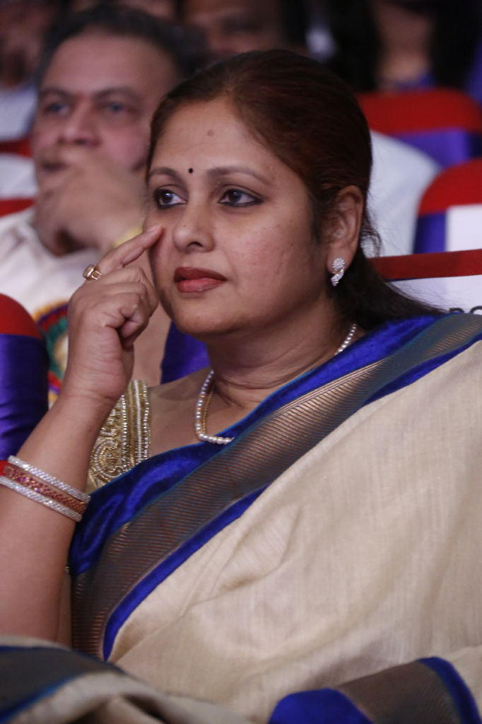 Jayasudha Attend The TSR TV9 Film Awards Function 2013