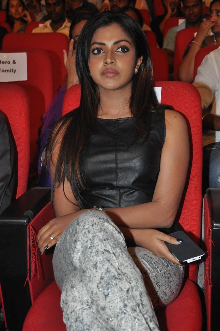Amala Paul Nice Look At Iddarammayilatho Audio Launch Function