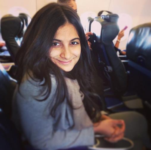 Make Up Artist Namrata Soni Smiling Look Photo Still