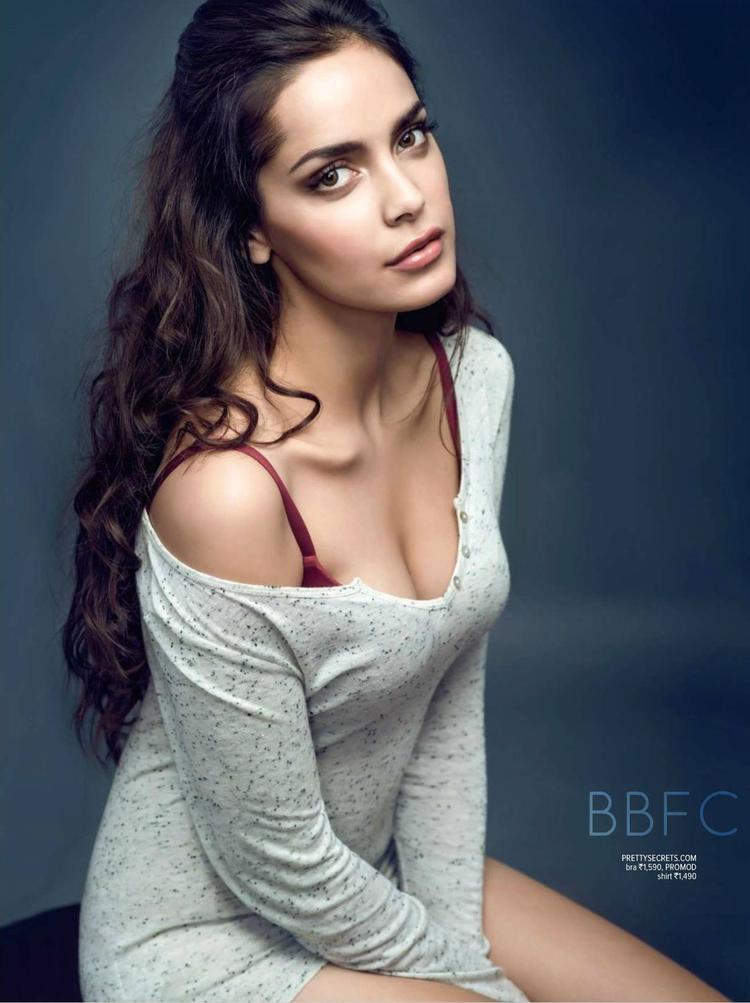 Shazahn Padamsee Hot Look Photo Shoot For Maxim India Magazine June 2013