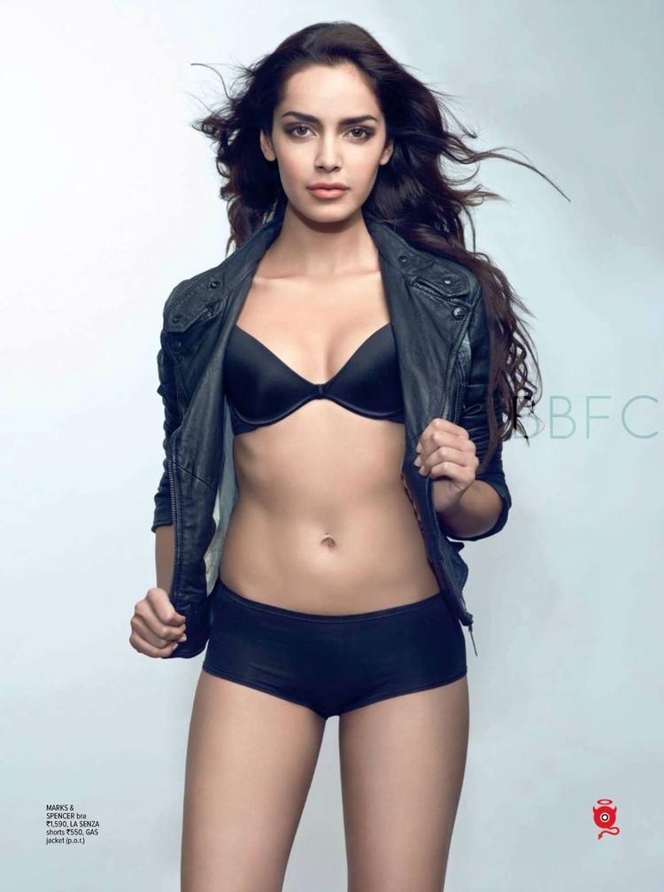 Shazahn Padamsee Sexy Look Photo Shoot For Maxim India Magazine June 2013