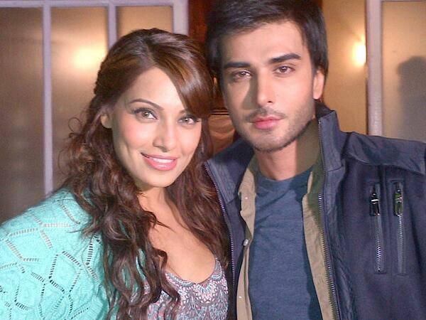 Bipasha And Imran Abbas Glamour And Dazzling Look On The Sets Of Creature