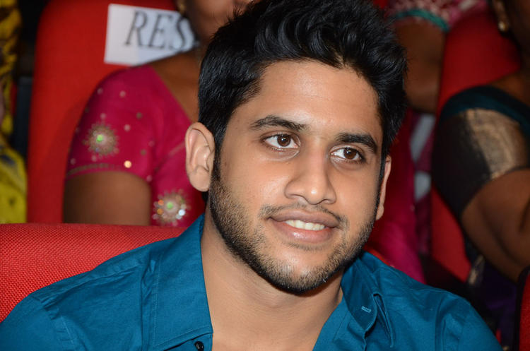 Telugu Star Naga Chaitanya At Adda Movie Audio Launch Function