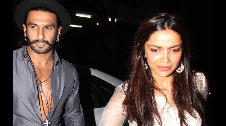 Ranveer And Deepika Visits To Attend The Arjun Kapoor Birthday Bash