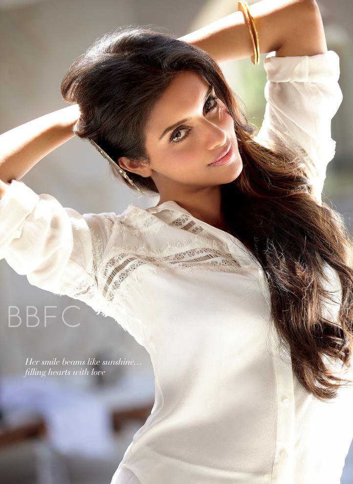 Sizzling Asin Thottumkal Strikes A Pose On The Cover Of Filmfare Magazine 2013