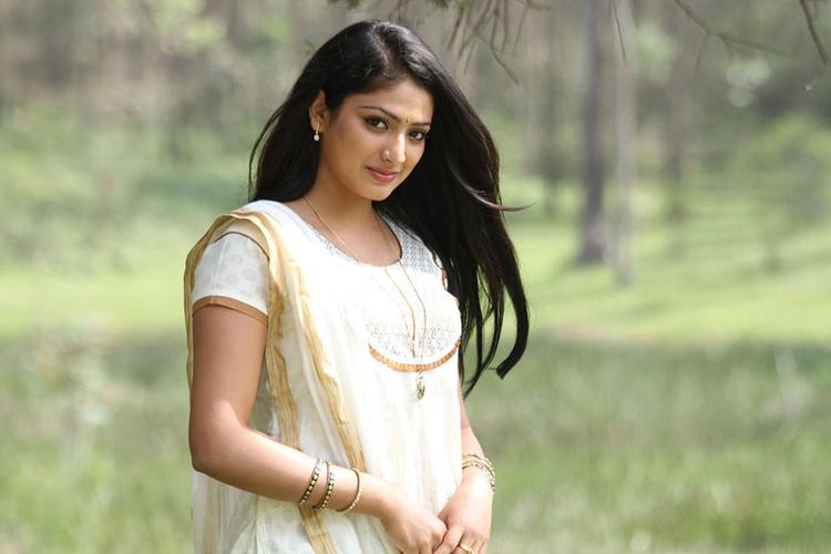 Hari Priya So Cool Stunning Pose Beauty Still In Simple Look