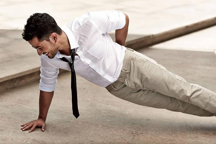 Kunal Khemu A Still For Filmfare - July Issue 2013