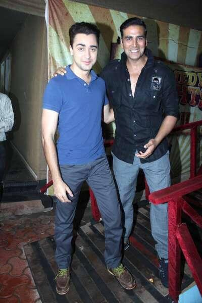 Akshay And Imran Khan Graces Comedy Nights To Promote OUATIMD