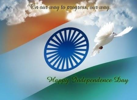 Happy Independence Day 2013 Wallpaper