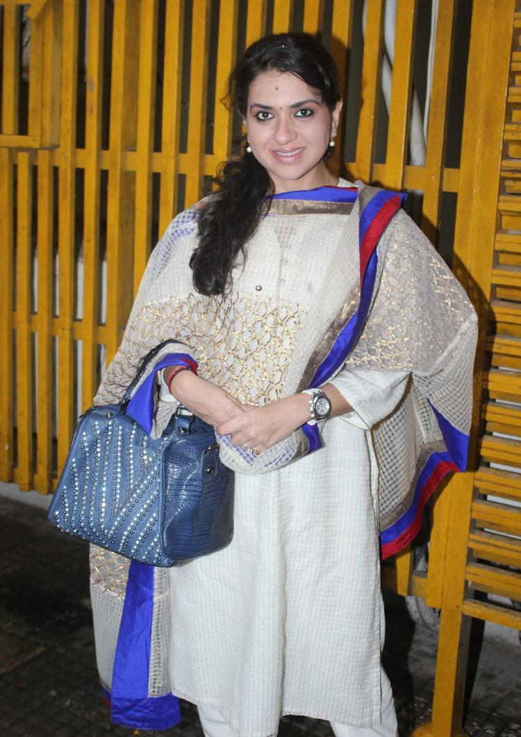 OUATIMD Special Screening Shaina NC Simple Beauty Look Pic