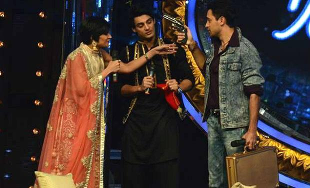 OUATIMD Style Imran Enter In Indian Idol Junior Show To Promote His Film